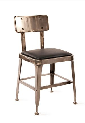 Industrial style dining chairs for Sale in Spring Valley, NV