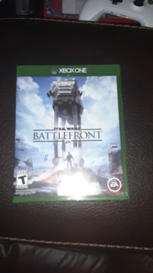 Starwars battlefront (xbox one) for Sale in Wall Township, NJ