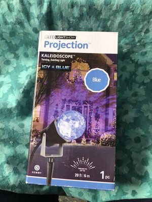 Blue light / Kaleidoscope for Sale in Long Beach, CA