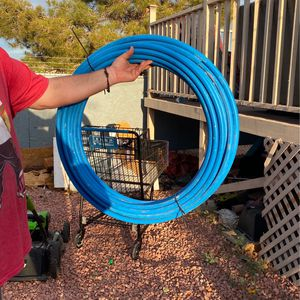 Blue Pipe (75ft) for Sale in Las Vegas, NV