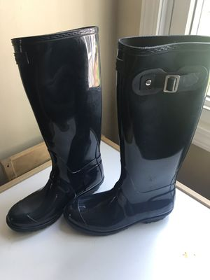 Seven 7 Rain boot size 7 for Sale in Bloomingdale, IL