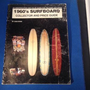 Surfboard collectors guide for Sale in Claremont, CA