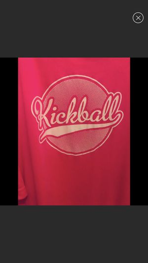 Hot Pink Athletic Kickball Top for Sale in Katy, TX