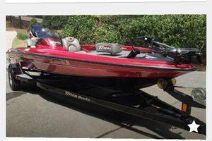 Bass boat triton tr186 for Sale in South Attleboro, MA