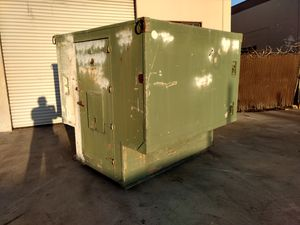 Military Camper Shelter Pickup Truck PU Kaiser Jeep camping shell or trailer for Sale in Whittier, CA
