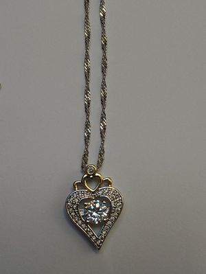 925 sterling silver necklace for Sale in Bailey's Crossroads, VA
