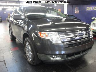 2007 Ford Edge AWD SEL Plus 4dr Crossover SUV for Sale in Manassas,  VA
