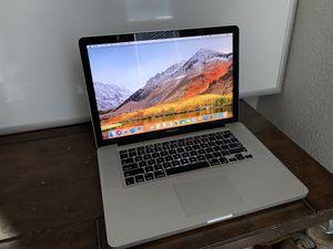 "MacBook Pro 15"" for Sale in Rocklin, CA"