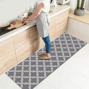 BRAND GREY NEW LONG KITCHEN NON-SLIP MAT, COMFORT MATS for Sale in Los Angeles, CA