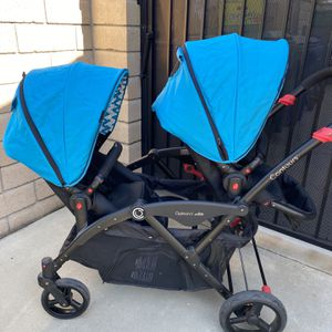 Contour Double Stroller for Sale in Fontana, CA