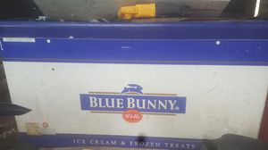 Blue bell freezer for Sale in Oklahoma City, OK