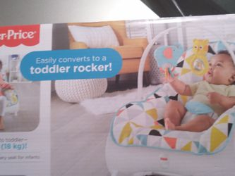 Fisher Price Baby/ Toddler Rocker for Sale in Prunedale,  CA
