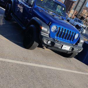 Jeep Wrangler Unlimited Sport S for Sale in Chicago Ridge, IL