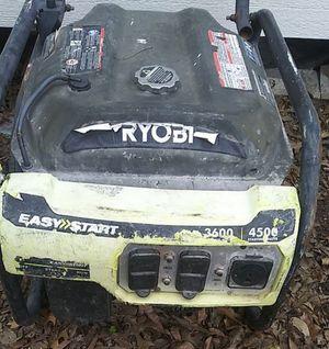 Ryobi generator for Sale in Katy, TX