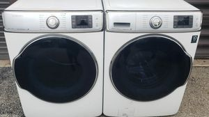 Samsung Super Capacity Washer & Dryer Set for Sale in Miami, FL
