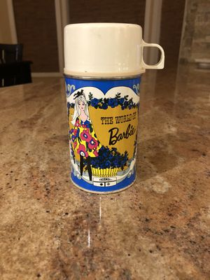 Vintage Barbie Thermos (Rare Find) for Sale in Tacoma, WA