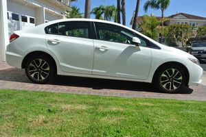 White 2013 Honda Civic EX Wireless Charging for Sale in Grand Rapids, MI