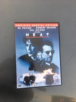 Heat (2 disc special edition) for Sale in Hawthorne, CA