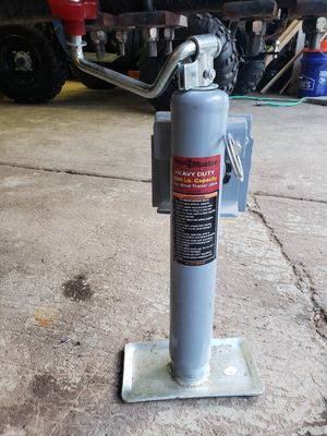 Trailer jack for Sale in Flint, MI