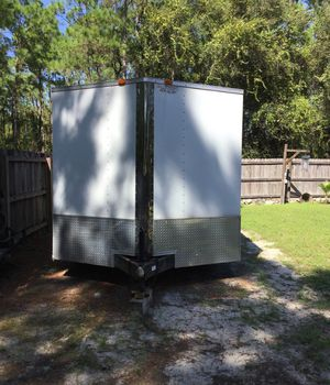 2005 value Continental cargo 22 foot trailer for Sale in Venice, FL