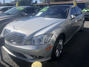 2007 Mercedes Benz S550 for Sale in South Gate, CA