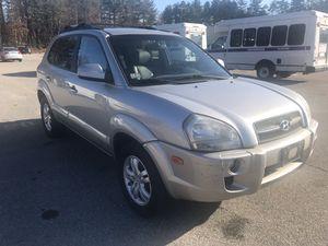 2006 Hyundai Tucson 112k mi awd limited for Sale in Cambridge, MA