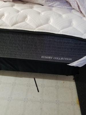 firm queen bed for Sale in Hilo, HI