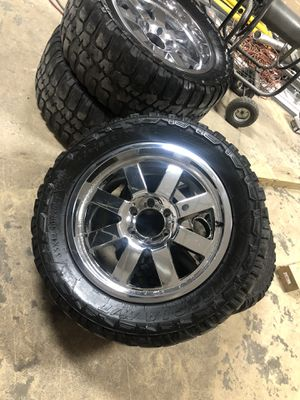 Chevy 6 lug for Sale in Houston, TX