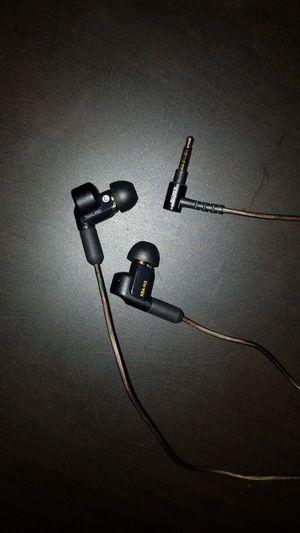 Sony Earbuds XBA-N3 Bass Sound Tube In-Ear Headphones for Sale in Dumfries, VA