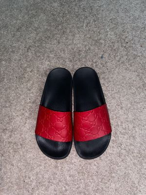 Authentic Gucci Slides size 7 women's for Sale in Stockton, CA