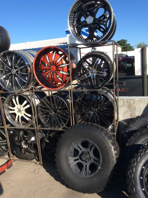 Black Friday Used Rim n Tire special! for Sale in Wilton Manors, FL