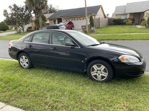 Chevy Impala 2007 - engine is low miles for Sale in Kissimmee, FL