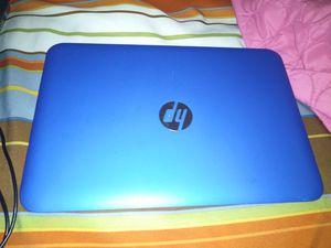 Blue laptop hp for Sale in Dallas, TX
