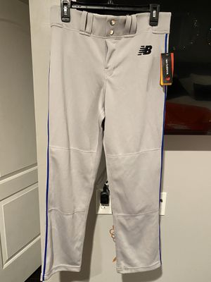 New balance baseball pants size large for Sale in Gardena, CA