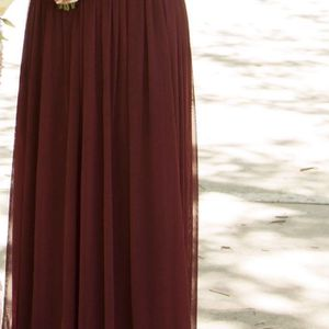 Burgundy Maxi Dress for Sale in Downey, CA