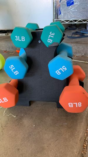 Exercise weights for Sale in Gilbert, AZ
