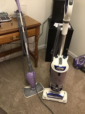 Shark rotator vacuum and shark steam mop for Sale in Pinnacle, NC