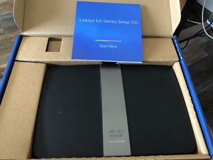 Linksys EA4500 Dual-Band N900 Router for Sale in Fort Lauderdale, FL