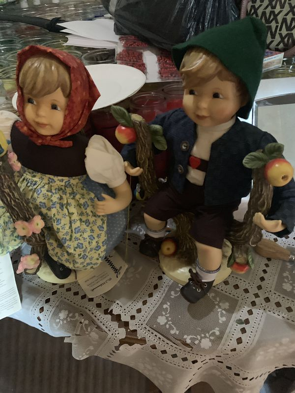 Hummel dolls (serious people please) $30