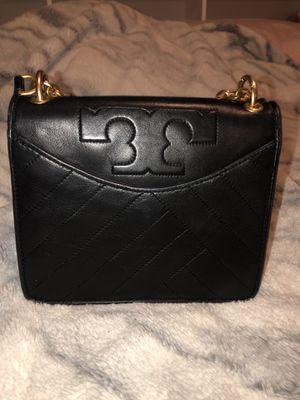 Tory Burch Alexa convertible shoulder bag (black) for Sale in Phoenix, AZ