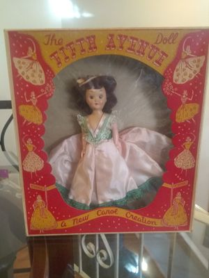 Antique Cinderella Doll - A New Carol Creation for Sale in St. Louis, MO