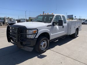 2012 Ford F-350 Super Cab 4 X4 with service body for Sale in Phoenix, AZ