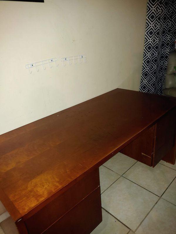 Office desk 62 L * 29.5 w