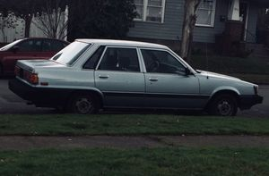 "86 Toyota Camry ""Classic"" for Sale in Tacoma, WA"