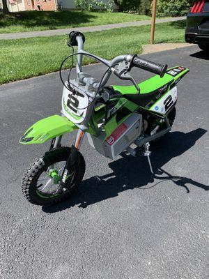 Razor Electric Motorcycle SX350 for Sale in Springfield, VA