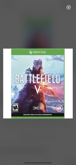 Battlefield V for Xbox for Sale in Orem, UT