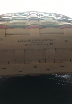 Longaberger Basket 1997 for Sale in North Bend, WA