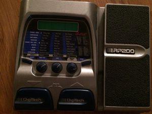 DigiTech RP200 pedal for Sale in Austin, TX