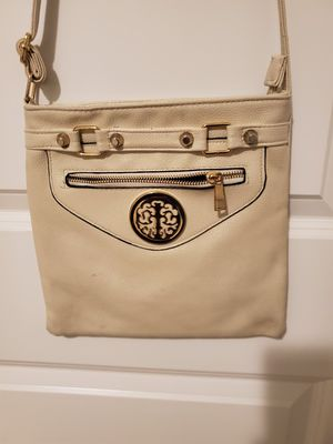 White Messenger Bag for Sale in Concord, NC