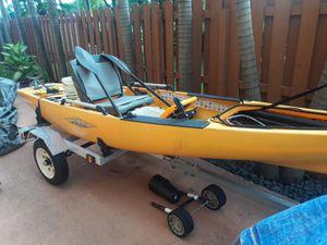 Kayak para pescar for Sale in Miami, FL